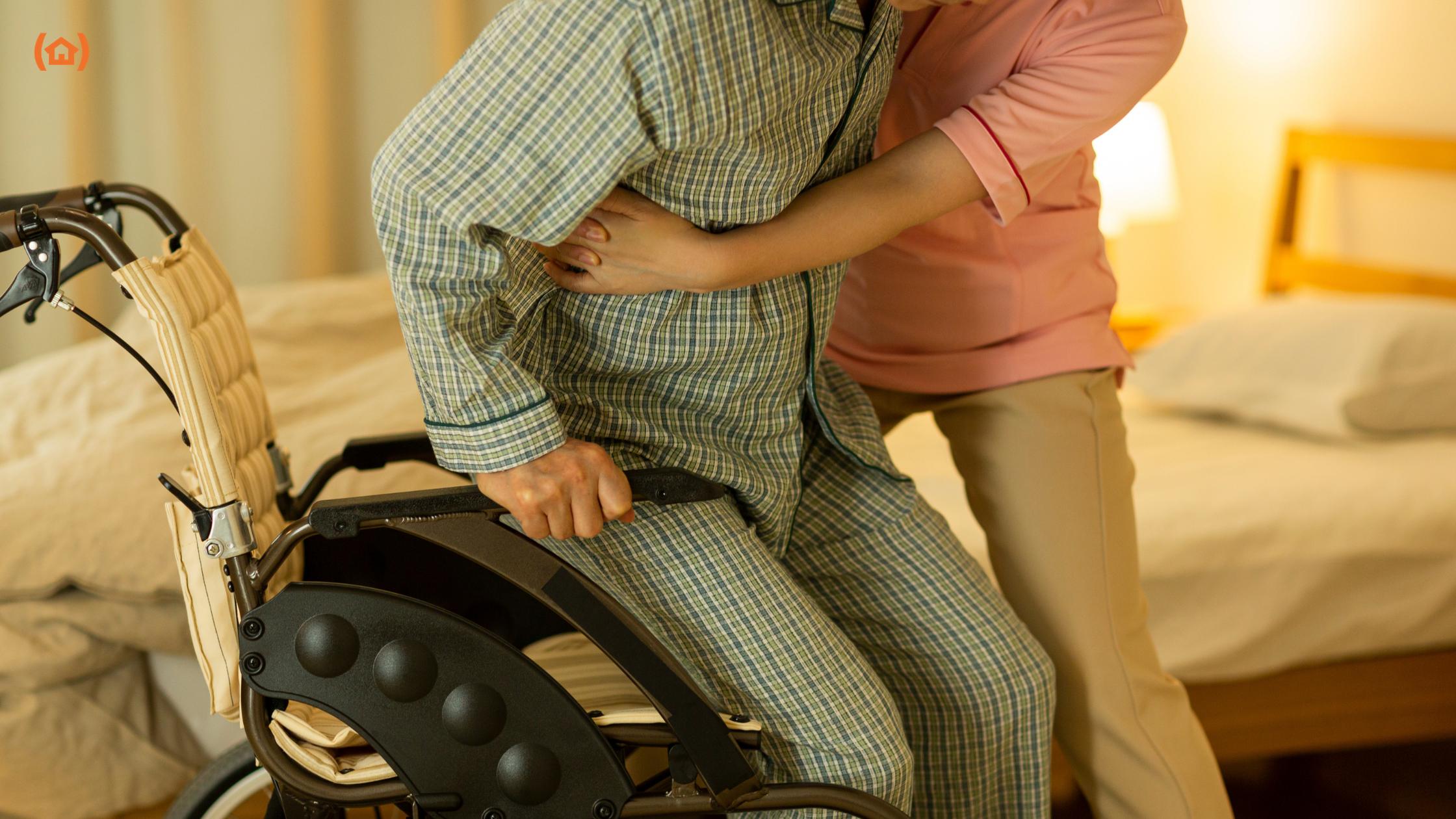 Desde Home Server os proporcionamos una serie de pasos para levantar a una persona mayor con movilidad reducida, de forma más sencilla.