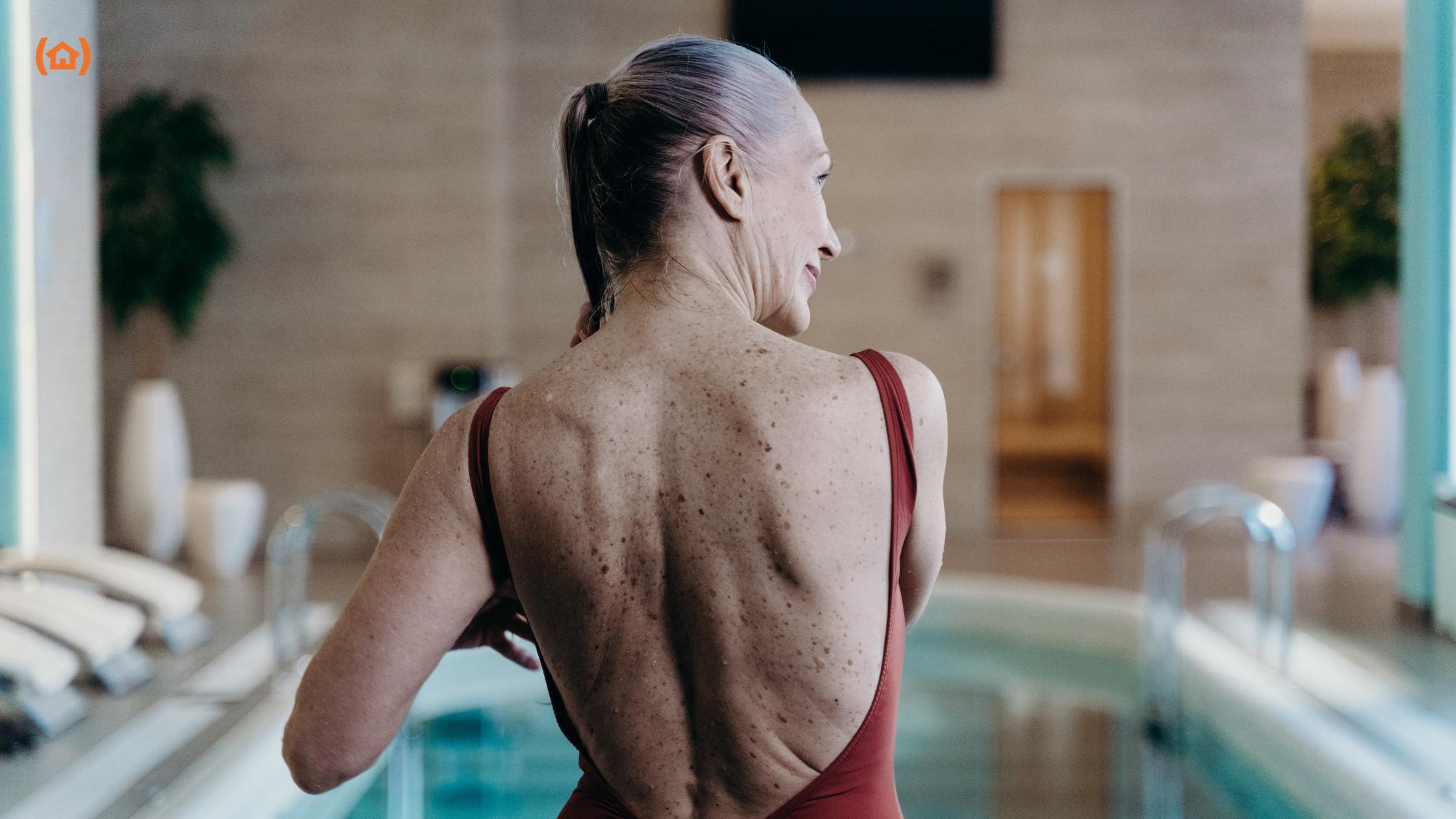 Ejercicios para trabajar la pérdida de movilidad en personas mayores