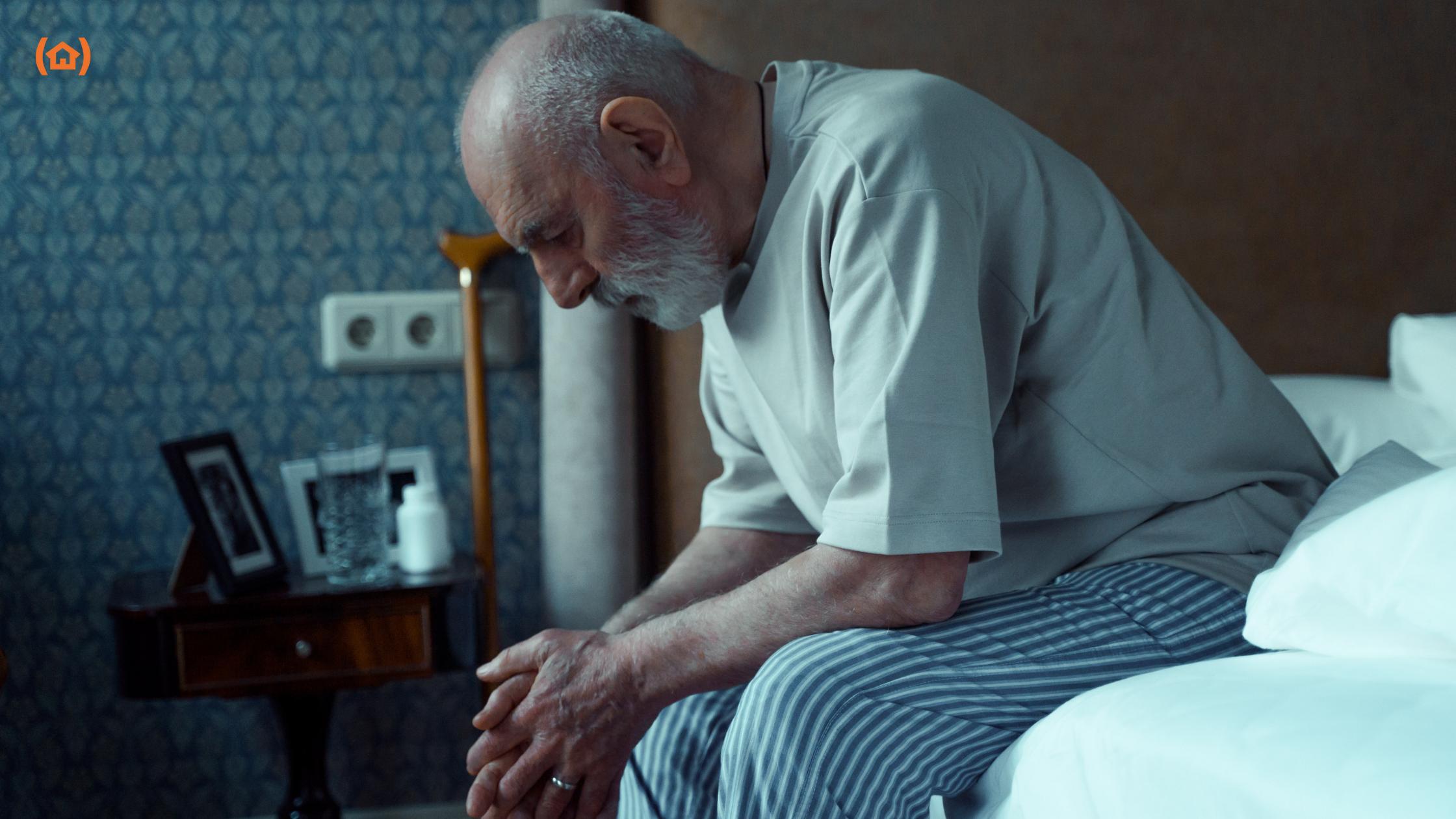 La hiporexia en personas mayores y sus posibles causas